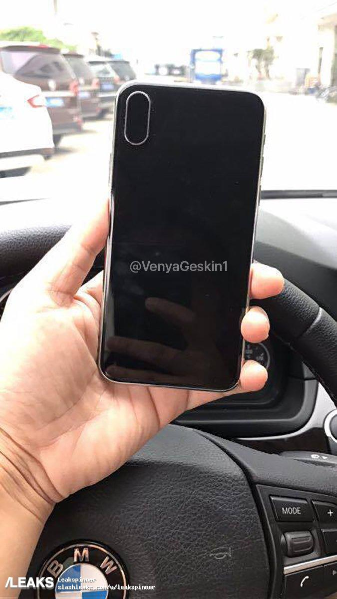 iPhone 8 leaked