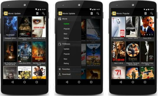 free movie apk apps for android