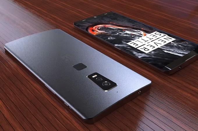 OnePlus 5 leaked