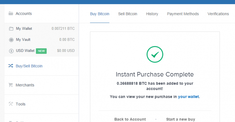 how to get bitcoin off coinbase