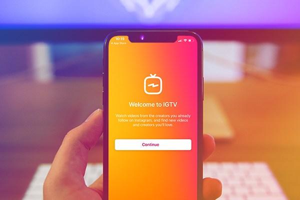 Image result for IGTV marketing