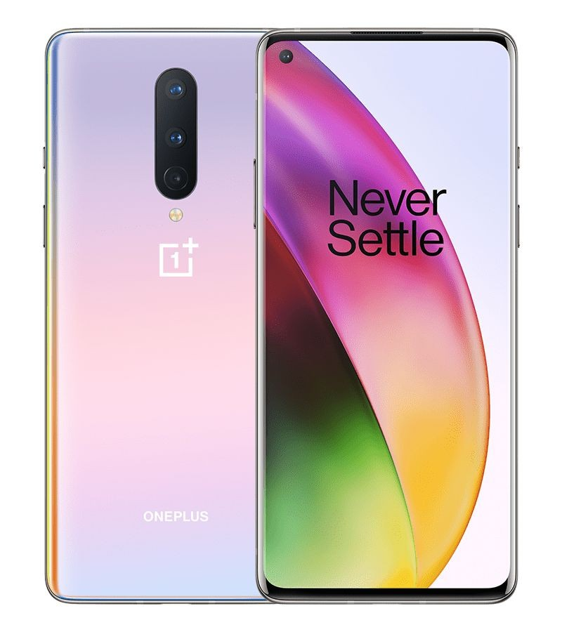 Interstellar Glow OnePlus 8