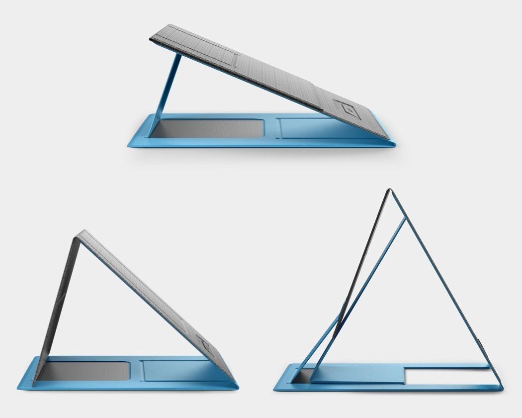 Moft Z origami design
